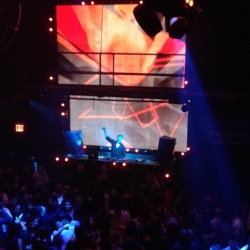 Live at Marquee NYC